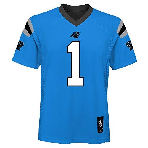 Cam Newton Carolina Panthers #1 Blue Youth Mid Tier Alternate Jersey (X-Large 18/20)