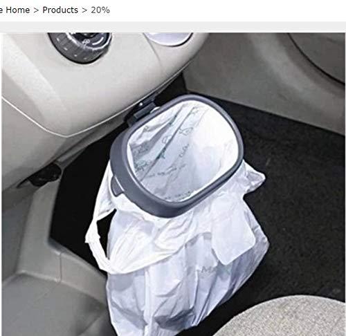 Auto-Aufbewahrungsbox Praktische Art Kofferraum Finishing Box Müllkübel, Handschuhaufbewahrung, Lkw-Netze, Autotaschen, Auto Racks Car Styling 18T8