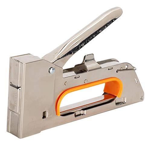 Pistola de clavos engrapadora manual duradera para herramienta de bricolaje de vendaje