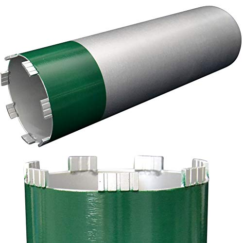 MDW Diamant Trocken-Bohrkrone Ø 52-250 mm x NL 400 mm Premium Turbo Speed