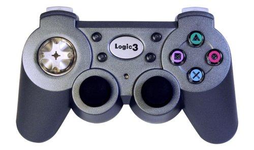 Playstation 2 - Control Pad metall (Logic3)