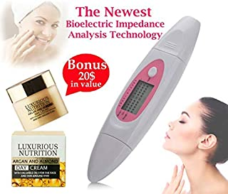 mili pure skin moisture analyzer