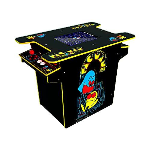 Arcade1Up PAC-MAN Head-to-Head Arcade Table - Black Series Edition