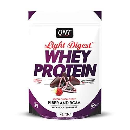 QNT Light Digest Whey Protein Cuberdon 500g