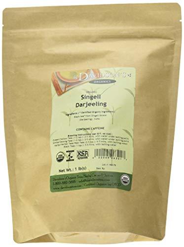 Davidson's Organic (Singell estate) Darjeeling Tea, 16-Ounce Bag