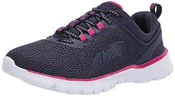 Avia Women s Avi-Factor Running Shoe Peacoat/Magenta Punch 11