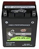 Interstate Batteries CYTX14AH-BS Cycle-Tron Powersports...