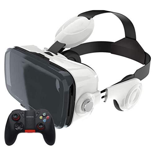 Todo en una Auricular VR 3D VAPEL SMARTOS PC Auriculares Realidad Virtual Gafas inmersivas, S900, 3G, 16GB / PS 4 Xbox 360 / One 2 K HDMI Nibiru Android 5.1 Pantalla 2560 * 1440