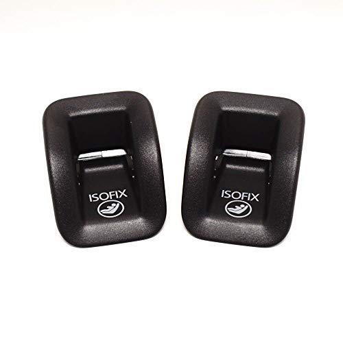 Juego de soportes de asiento trasero genuinos Audi A4 A5 (B8) 8T0887233B4PK