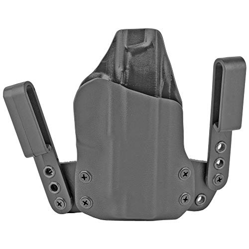 Blackpoint Tactical Mini Wing IWB Holster, Fits Sig P365XL, RH, Black Kydex, 15 Degree Cant 119955