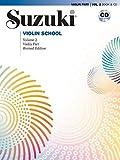 Suzuki Violin School vol.2 (+CD)