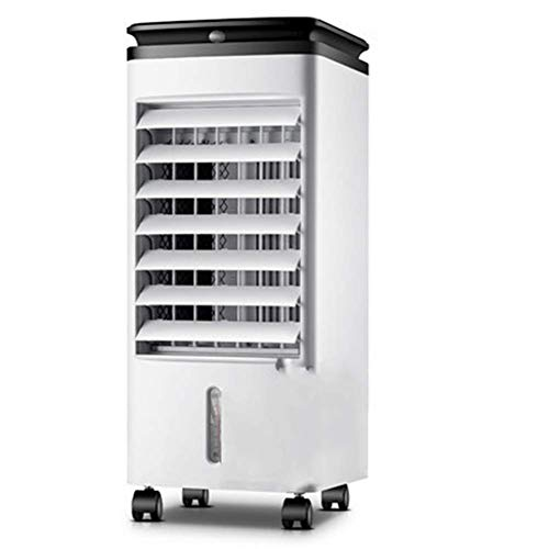 XLY Condizionatore d'Aria, Silenzioso Split Senza Inverter Mobile Condizionatori da Pavimento Ventilatore da Tavolo Cooler Aria Condizionata Raffreddatori Nazionale Ruote Universali,1