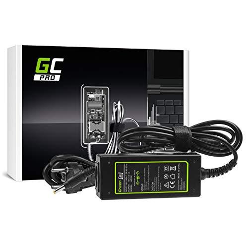 GC Pro Cargador para Portátil HP Compaq Mini 701EN 701ER 701ES 701ET 702EA 702EG Ordenador Adaptador de Corriente (19V 2.1A 40W)