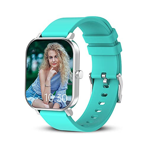 Smart Watch for Women, Pink Fitness Tracker with 1.69' Full Touch...