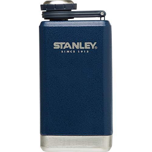 STANLEY(スタンレー) SSフラスコ 0.14L ネイビー スキットル ウイスキー 01695-008 (日本正規品)