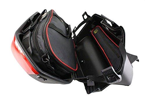 made4bikers: Borse interne per valigie moto adatte per modelli Ducati Multistrada 1200 al 2014