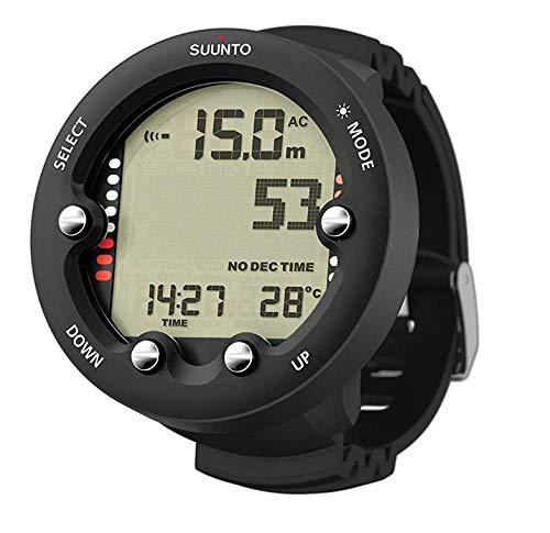 Suunto Zoop Novo Wrist Scuba Diving Computer (Black)