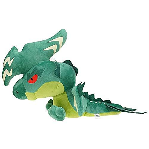 LWH-MOU Monster Hunter World Freedom muñeca Peluches Figura de acción Modelo dragón Regalo 30 cm GaryLong-si
