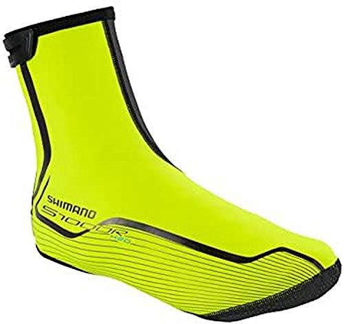Shimano Überschuhe Asphalt H2O/S1000R, Neon Gelb, XXL, ECWFABWMS32UF6