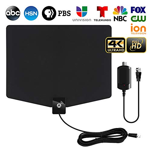 Cheapest Price! HDTV Antenna,[2020 Latest] Indoor Digital TV Antenna 120+ Miles Long Range with Supp...