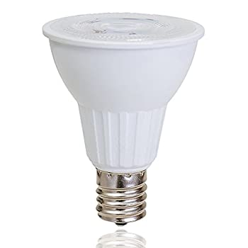 Haian E17 Reflector R14 Spotlight Bulb,E17 LED Light Bulb Used for Reading Lamp,Cabinet Lamp,Desk Lamp,5 Watt 50W Incendescent Equivalent ,Cool White 6500K Available Non-dimmable  1 Pack