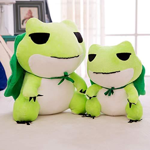 feimeifen Frosch Puppe Plus Spielzeug Frosch Kissen 70cm Q
