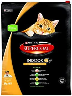 Supercoat Adult Cat Indoor, 8kg