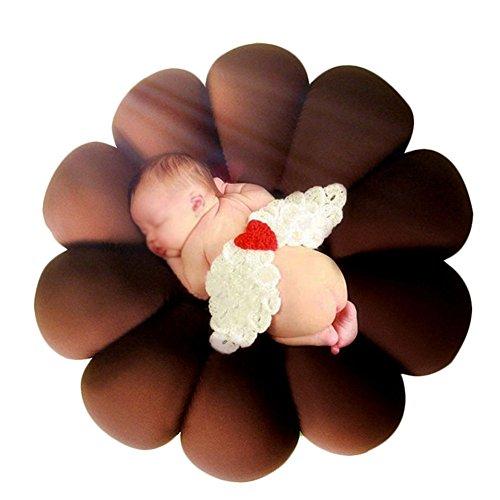 NACHEN Ronde Donut Kussen Studio Pasgeboren Baby Fotografie Mand Prop