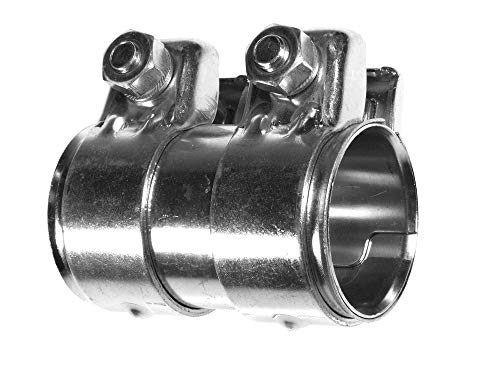 BITS4REASONS E-TECH EC009 New Model Heavy Duty Adjustable Exhaust Pipe...
