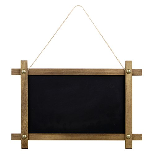 Magnetic Chalk Boards with Frame by VersaChalk (15x10