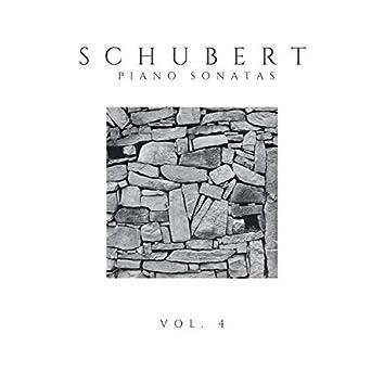 Schubert: Piano Sonatas, Vol. 4