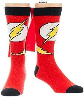 DC Comics Cape Crew Socks