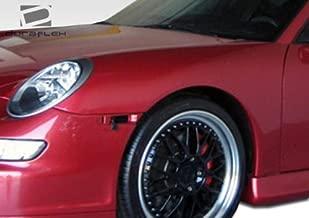 1999-2004 Porsche 996 1997-2004 Porsche Boxster 997 Duraflex GT-3 RS Conversion Fenders - 2 Piece