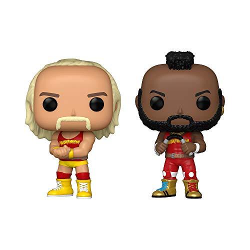 POP WWE: 2PK Hulk Hogan & Mr. T (Amazon Exclusive)