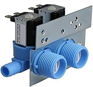 ANTOBLE Clothes Washer Water Inlet Valve for 285805 Whirlpool, Kenmore, Maytag, GE, Frigidaire, Electrolux
