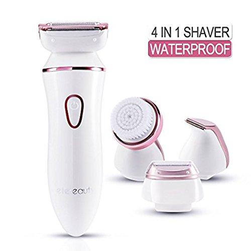 ETEREAUTY 4 in 1 Waterproof Women Shaver Review