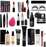 Best Makeup Kits - VKS COMBO: kit set of 19 red edition Review