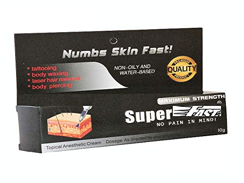 Skin Care Expert UK Ultra Strong Numbing Cream 10 grams