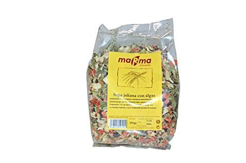 MARMA Sopa Juliana con Algas - 200 gr