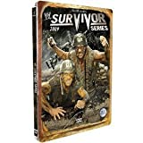 WWE Survivor Series 2009 Steelbook DVD NEW Wrestling Martial Arts