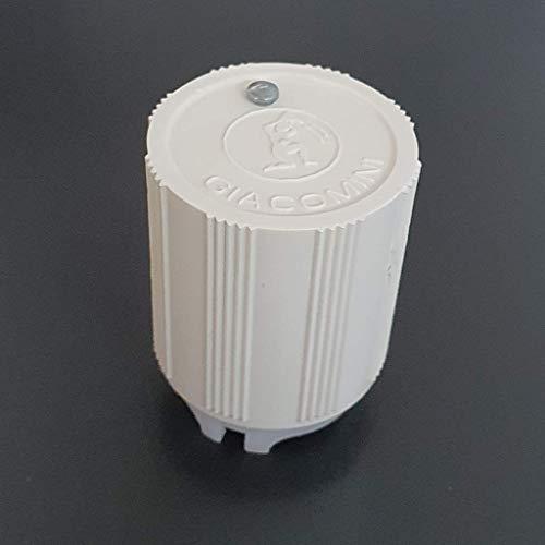 GIACOMINI Handregulierkappe R450 für Verteiler R553E und R553F