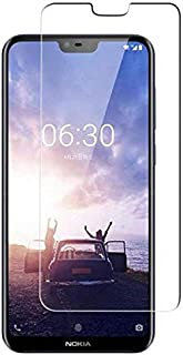 Nokia 6.1 Plus (X6) Tempered Glass Screen Protector