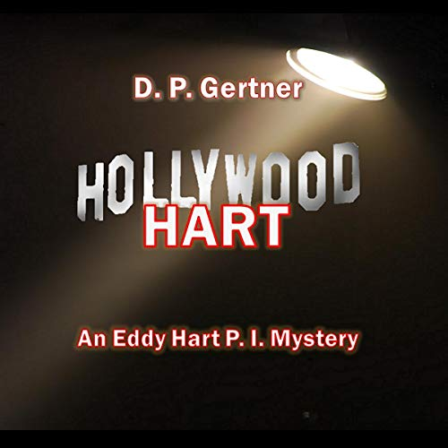 Hollywood Hart  audiobook cover art