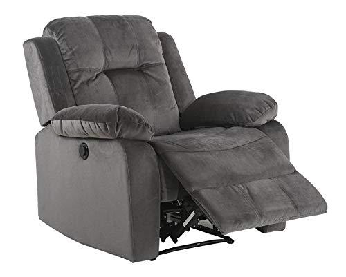 sillón giratorio reclinable fabricante Duca