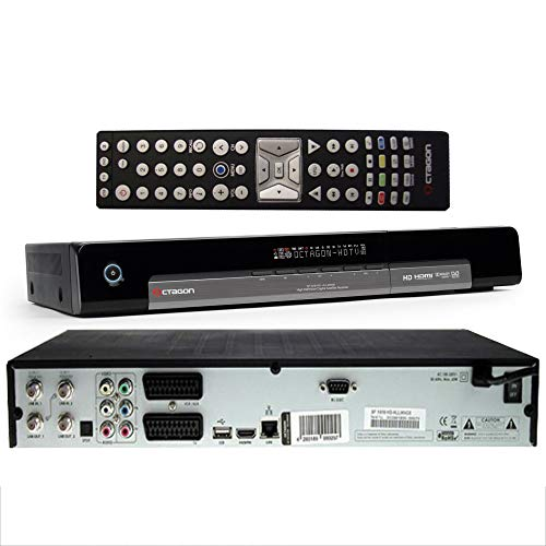 OCTAGON SF1018 HD Alliance - DVB-S2 H.264 Twin...