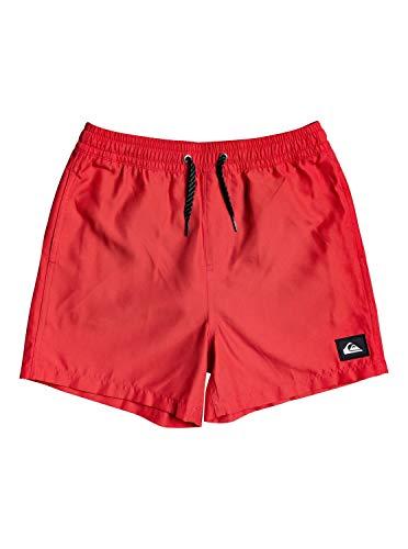 "Quiksilver™ Everyday 13"" Swim Shorts Schwimmshorts Jungen 816 Rot"