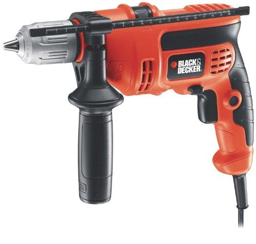 BLACK+DECKER Hammer Drill, 1/2-Inch