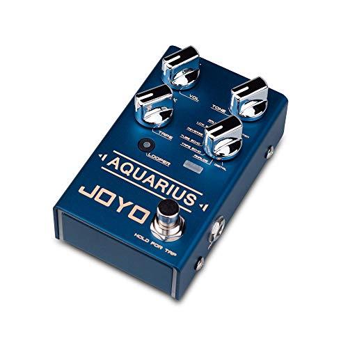 JOYO R-07 AQUARIUS Delay Looper Electric Guitar...