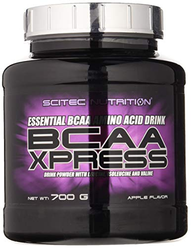 SciTec BCAA Xpress 700g Apple Recovery Supplement
