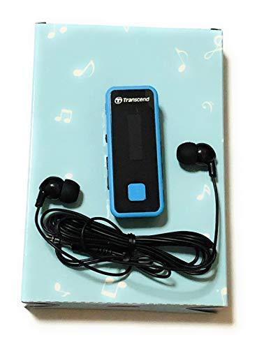 Transcend MP350 Baladeur numérique MP3 Antichoc Fitness 8Go